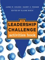 The Leadership Challenge activities book