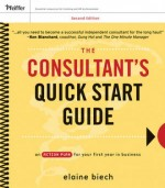 The Consultant's Quick Start Guide, 2nd ed, 2008